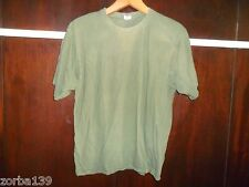 Israeli Army T Shirt Idf Military Authentic. SALE - VERY LOW PRICE + Zahal Patch