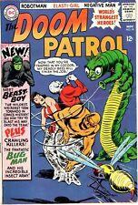DOOM PATROL #99 CGC IT 1ST APP BEAST BOY-DC KEY! 1965 -HIGH GRADE! NO RESERVE!!