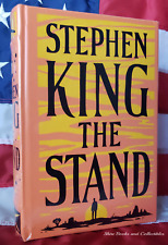 NEW SEALED Stephen King The Stand Bonded Leather Hardcover Collectible Edition