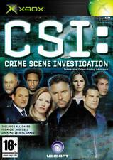 Microsoft Xbox - CSI : Crime Scene Investigation