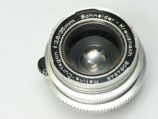 Schneider Kreuznach Retina-Curtagon 35mm F2.8 f. Kodak Retina