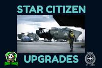 Star Citizen Vulcan Upgrade - Hurricane to Vulcan CCU Ship Upgrade