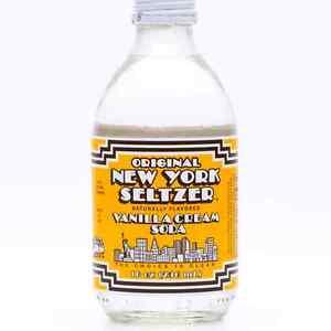 Original New York Seltzer is BACK - Vanilla Cream Soda 6pk - FREE SHIPPING