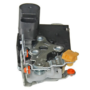 Front Left Power Door Lock Actuator Assembly for GMC Chevrolet Cadillac 15110643