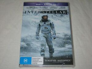 Interstellar - Michael Caine - Brand New & Sealed - Region 4 - DVD