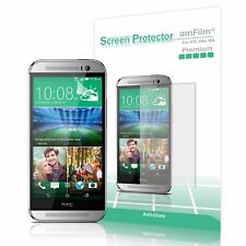 HTC One M8 amFilm Premium Anti-Glare/Fingerprint Screen Protector (3 Pack)