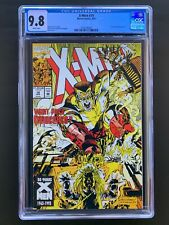 X-Men 19  CGC 9.8  NM/M  White Pages  Omega Red Appearance