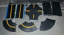 8 Piece Real Toy Flat Track Lot Used