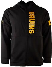 Boston Bruins Adidas NHL Game Mode Full Zip Jacket Adult XL
