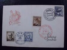 Czechoslovak unofficial sheet 1945 #BEB#