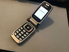 Nokia 6103-Negro (Desbloqueado) Teléfono Móvil Flip básica