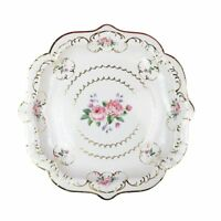 8 Luxury Vintage Style Afternoon Tea Party Paper Plates 23cm Luxury Foil Finish  sc 1 st  eBay & New Luxury Paper Plates Vintage Style Tea Party Plates Tea Party ...