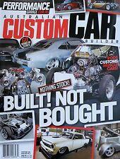 Performance Garage.COM.AU Magazine - Custom Car Builder No. 2 - Built Not Bought