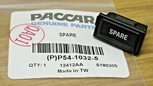 "~NEW PACCAR KENWORTH  ""SPARE""  DASH INSERT INDICATOR LAMP ID~ P54-1032-5"