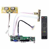 "HDMI VGA AV USB LCD Controller Board For 17"" M170EN05 M170EN06 1280X1024 LCD"
