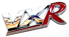 Vxr Insignia Cromada & Rojo Corsa D Astra H Portón Maletero Opel a Medida