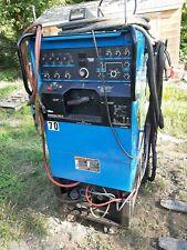 Miller Syncrowave 350 Lx Tig Welder With Welding Water Cooler