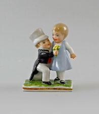 9997262 Porcelain Figurine Wedding Couple Ens / ernst bohne 6x8cm