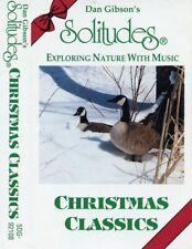 Dan Gibson's Solitudes - Christmas Classics  (cassette)