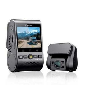 VIOFO A129 Pro Duo 4K UHD 2CH Dash Cam combo w/ 5GHz WiFI Sony Exmor GPS Module