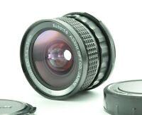 N.MINT PENTAX SMC Pentax 6×7 45mm f/4 wide angle MF prime Lens w/ Caps JAPAN DHL