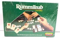 Travel Edition of Rumminkub New in Package Boardgame Spear's Game