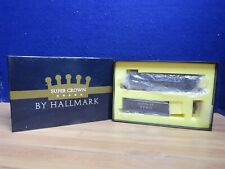 Hallmark Super Crown HO Brass 064 D Santa Fe Modernized 4-8-4 3763 588503
