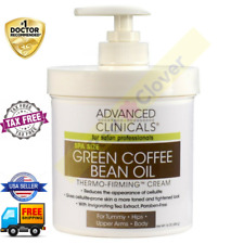 Crema De El Cafe Verde Para Eliminar Celulitis - Crema Adelgazante Anticelulitis
