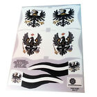 Banderas prusianas/Prussian flags/Preußische flaggen-Playmobil Sticker/Aufkleber