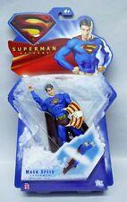 Superman Returns Mach Speed Superman Mattel 5 inch Action Figure NIP 4+ S107-8