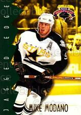 1996-97 Fleer Picks Jagged Edge #11 Mike Modano