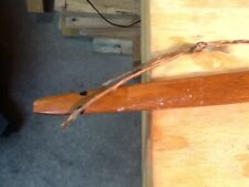 Archery custom long bows for sale 1 osage and 1 hickory excellent. LOWER PRICE