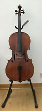 More details for cello, 3/4 size, german, mittenwald, circa 1900, good condition