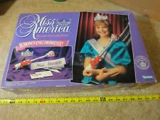 Super Rare! Vintage Kenner, Miss America, Crowning Moment Accessory Set. Nice!