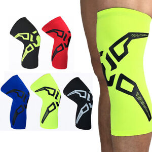 Protective Gear Knee Sleeve Sports Support Short Knee Protectors Running 1 Piece