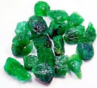 Natural Emerald Earth Mined Rough Raw Loose Gemstone