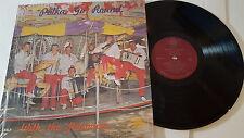 THE POLONAIRS - Polka Go Round PRIVATE POLKA Nebraska (in shrink) LP