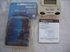 Bell South Cl-165 3 Line Display 99 Names & Number Caller Id Memory Real Time