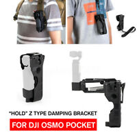 Damping Bracket 4th Axis Stabilizer Handheld Grip Holder Arm For DJI OSMO Pocket