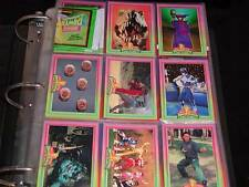 Album Full of POWER RANGER CARDS - & Power Caps, 100's of Them!!