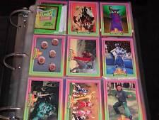 Album Full of POWER RANGER CARDS - & Power Caps, 100's of Them!!