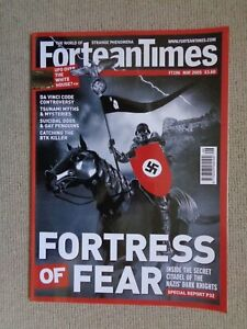 Fortean Times Magazine FT 196MAY 2005  Used - good condition.