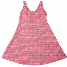 New Old Navy Maternity Clothes Red Sleeveless Stripe Dress Women's NWOT Size M