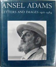 ANSEL ADAMS - LETTERS AND IMAGES 1916-1984