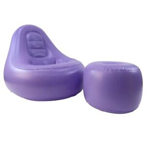 BBL Recovery Chair And Ottoman In Various Colours
