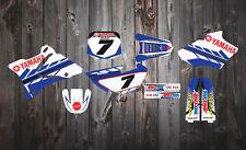 Yamaha YZ85 Full Semi-Custom Graphics Kit - Decals - Stickers - MX