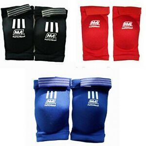 Nationman NMEP Sporting Kicking Muay Thai Boxing Elastic Elbow Ankle Protection