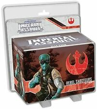 Star Wars: Imperial Assault - Rebel Saboteurs (Ally) ENGLISH, Brand New, Sealed