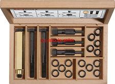 KS TOOLS Reparatur-Set M12 Glüh+Zündkerzen, 21-tlg. 150.5060 inkl. Gewindebohrer