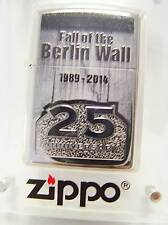 Zippo®  Fall of the Berlin wall limited Edition Neu/New OVP